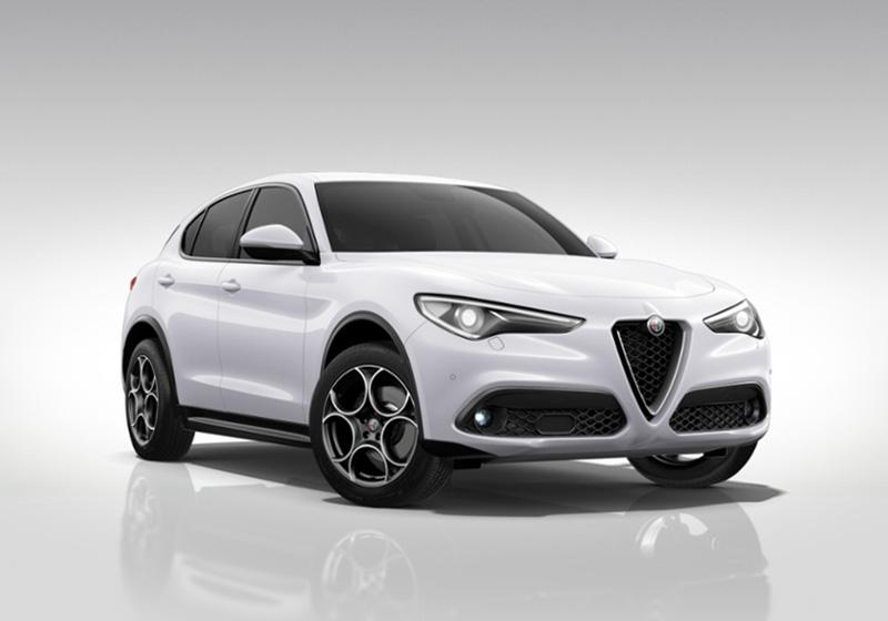 Alfa Romeo Stelvio 2 2 Turbodiesel 180 Cv At8 Rwd Executive Bianco