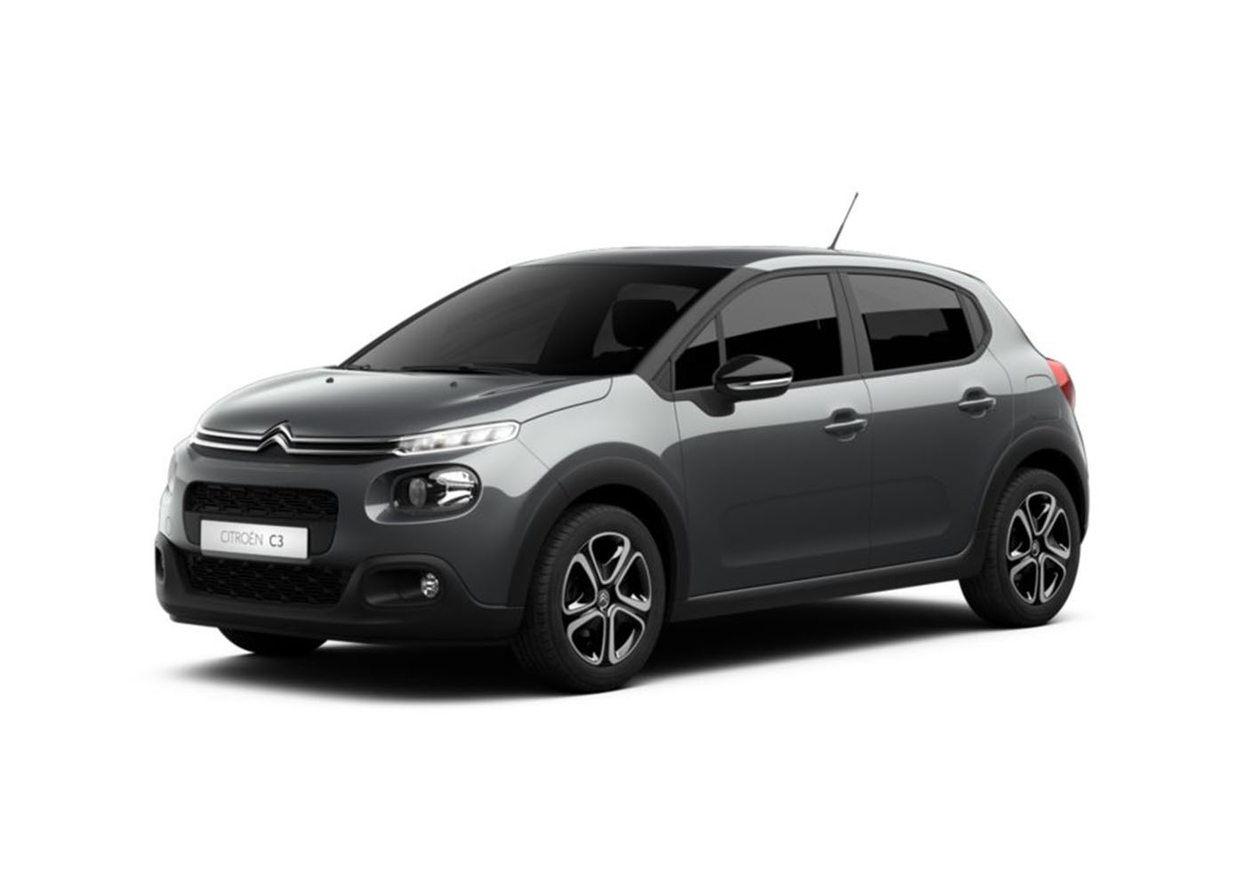 citroen c3 bluehdi 75 s s feel grigio platinium km0 a soli 12500 su miacar 8xvxs. Black Bedroom Furniture Sets. Home Design Ideas
