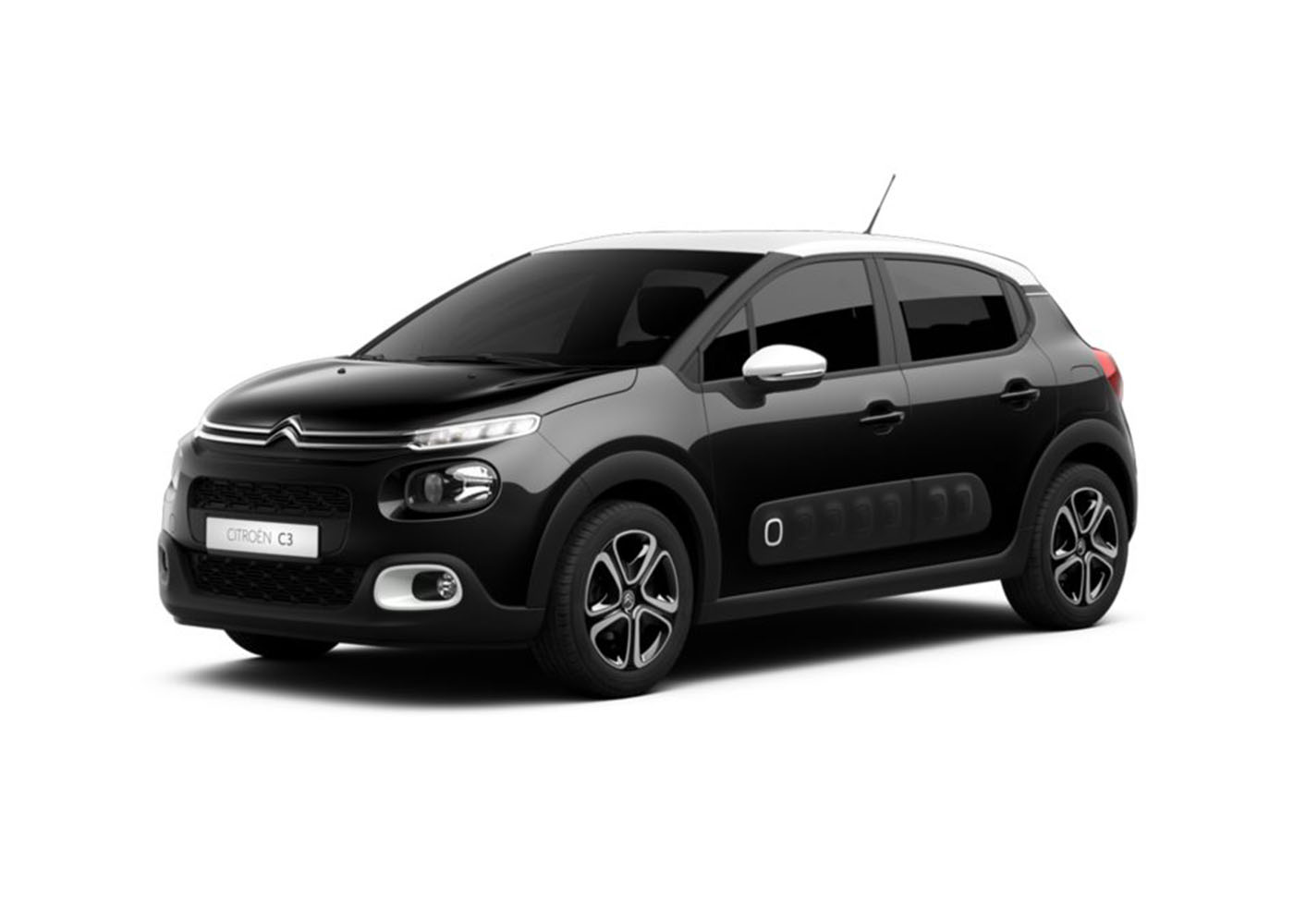 citroen c3 puretech 82 gpl feel night black nuova a soli 15260 su miacar g0kag. Black Bedroom Furniture Sets. Home Design Ideas