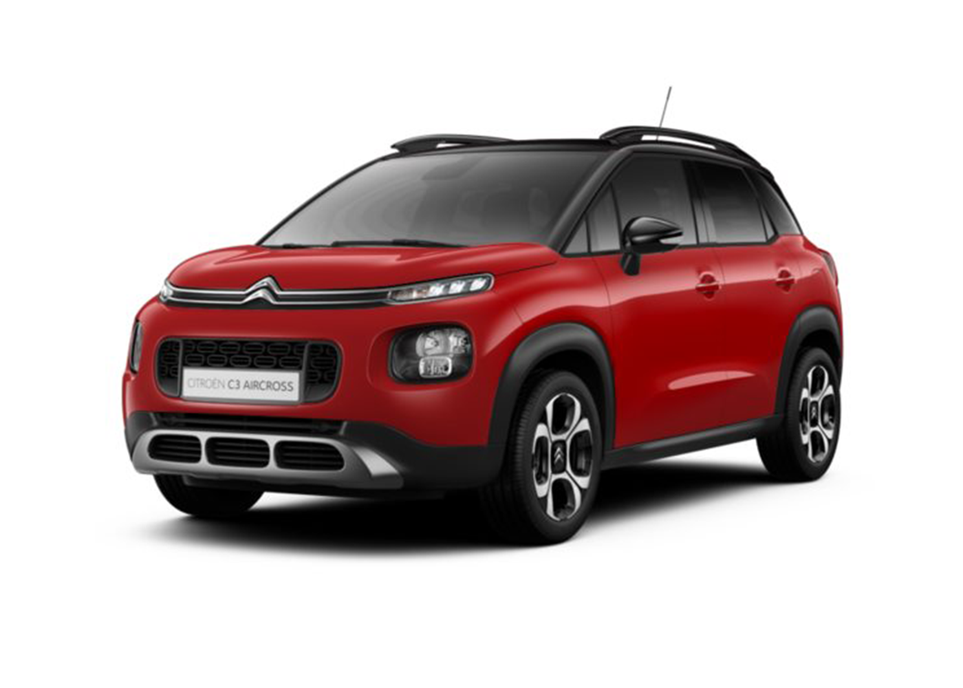citroen c3 aircross bluehdi 100 shine passion red km0 a soli 19500 su miacar 1a9bv. Black Bedroom Furniture Sets. Home Design Ideas