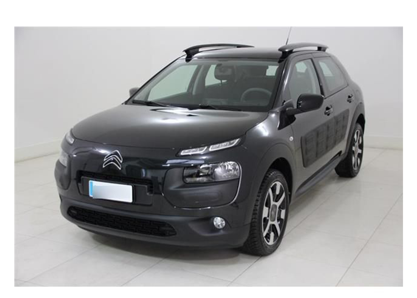 citroen c4 cactus bluehdi 100 feel edition night black km0 a soli 14990 su miacar qbbee. Black Bedroom Furniture Sets. Home Design Ideas