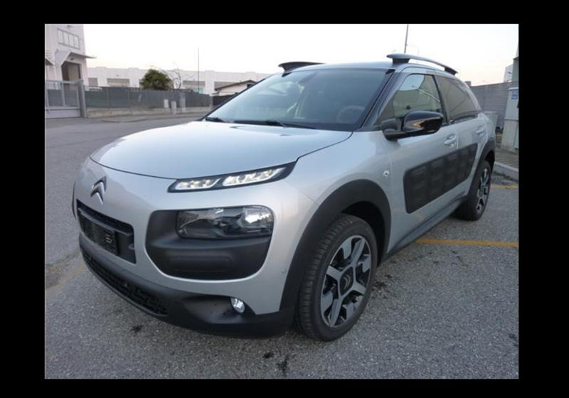 citroen c4 cactus bluehdi 100 feel edition silver grey km0 a soli 14850 su miacar c689u. Black Bedroom Furniture Sets. Home Design Ideas