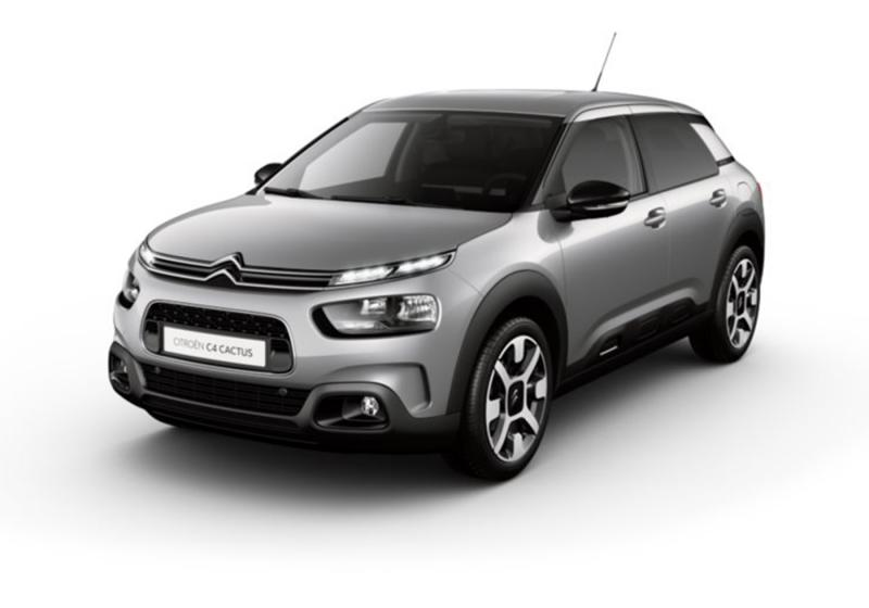 citroen c4 cactus puretech 110 s s eat6 shine cumulus grey. Black Bedroom Furniture Sets. Home Design Ideas