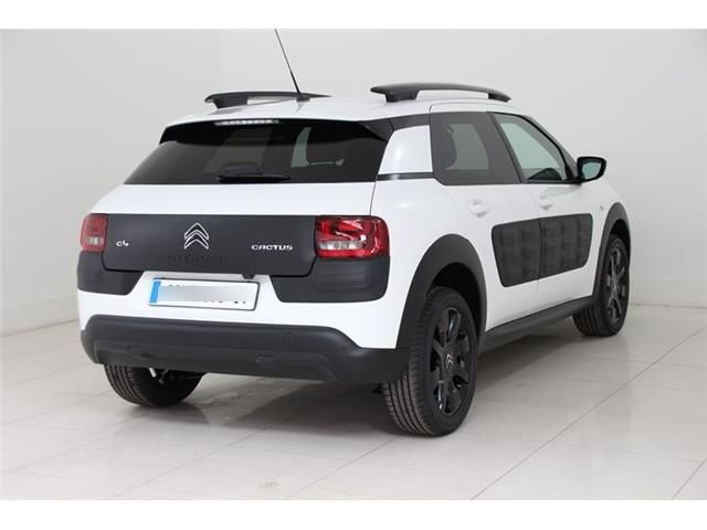 citroen c4 cactus polar white km0 a soli 17000 su miacar. Black Bedroom Furniture Sets. Home Design Ideas