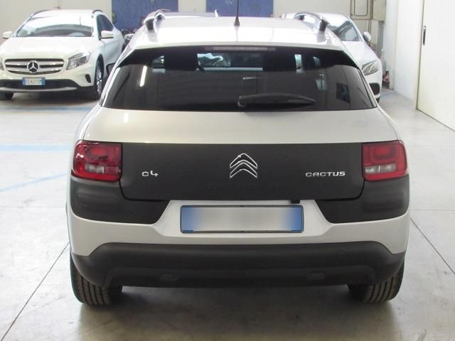 citroen c4 cactus silver grey km0 a soli 16100 su miacar. Black Bedroom Furniture Sets. Home Design Ideas