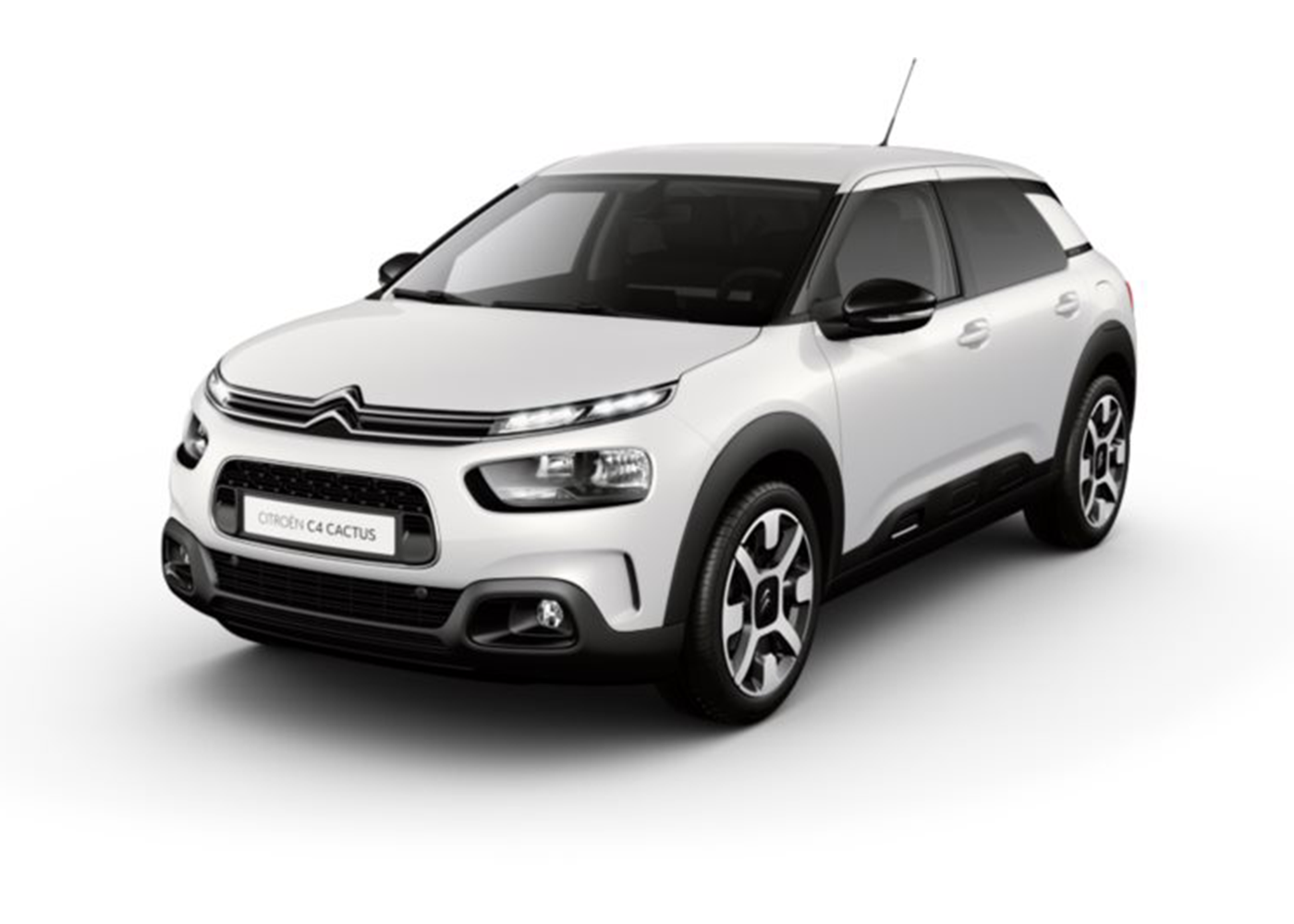 citroen c4 cactus puretech 110 s s shine pearl white km0 a. Black Bedroom Furniture Sets. Home Design Ideas