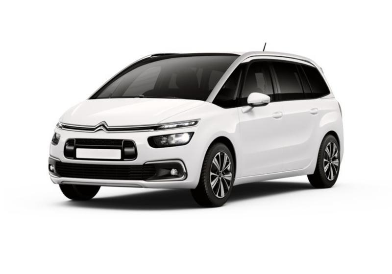 citroen grand c4 picasso bluehdi 120 s s eat6 feel polar white km0 a soli 21900 su miacar xnbo6. Black Bedroom Furniture Sets. Home Design Ideas