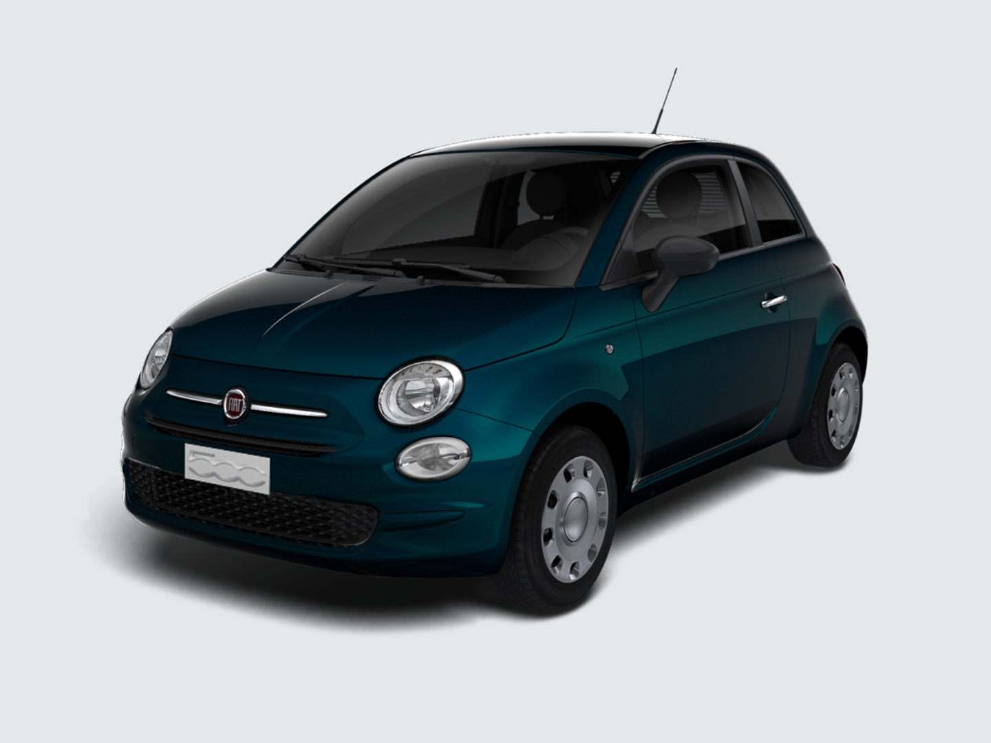 fiat 500 1 2 69cv pop blu dipinto di blu km0 a soli 10300 su miacar jdvrt. Black Bedroom Furniture Sets. Home Design Ideas
