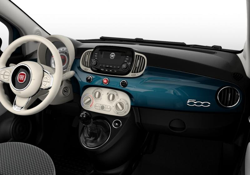 Fiat 500 1 2 69cv Pop