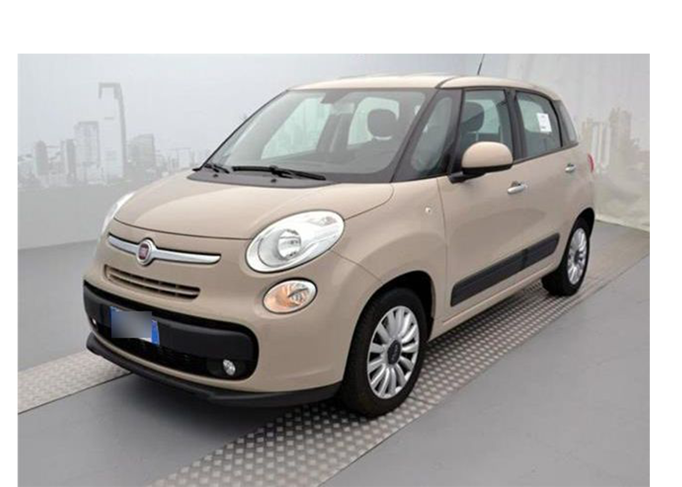 fiat 500l 1 3 multijet 95cv pop star beige cappuccino km0 a soli 15500 su miacar 9ae14. Black Bedroom Furniture Sets. Home Design Ideas