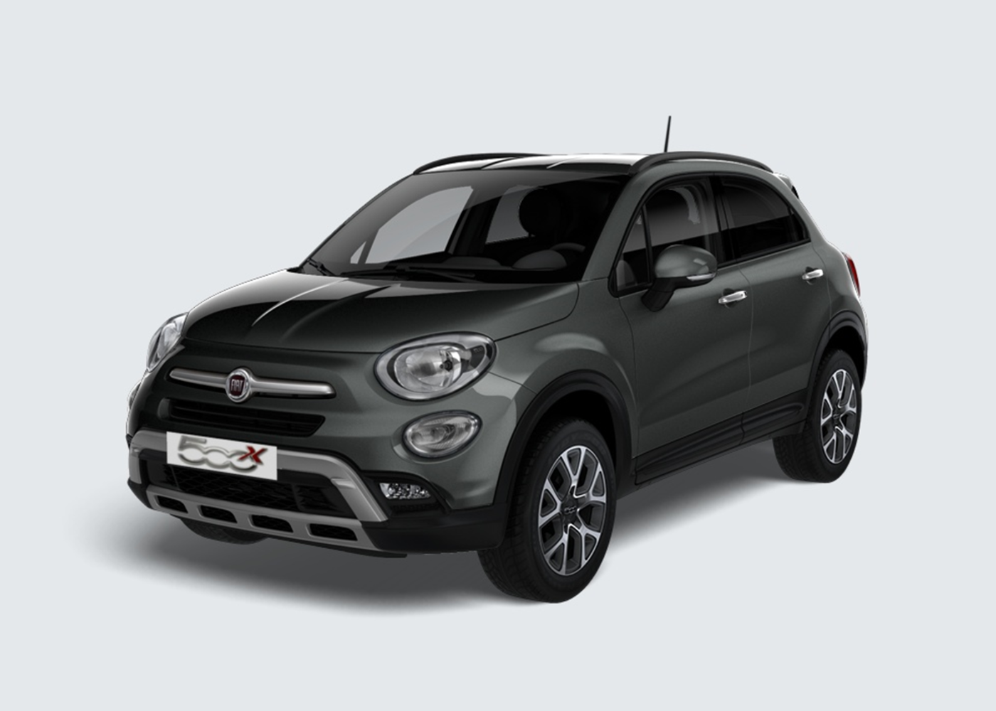 fiat 500x 1 4 multiair 140 cv cross grigio moda km0 a soli 19500 su miacar bsilt. Black Bedroom Furniture Sets. Home Design Ideas