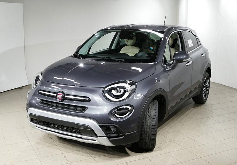 fiat 500x 1 6 multijet 120 cv dct city cross grigio moda km0 a soli 22995 su miacar su7oa. Black Bedroom Furniture Sets. Home Design Ideas