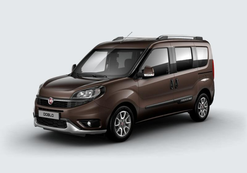 fiat doblo 1 6 mjt 16v 120cv trekking bronzo magnetico km0. Black Bedroom Furniture Sets. Home Design Ideas