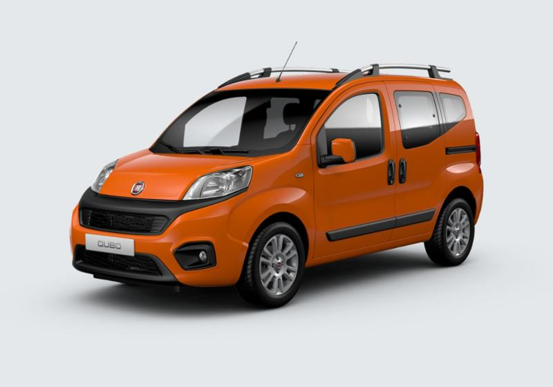 FIAT Qubo 1.3 MJT 95 CV Start&Stop Easy Arancio Sicilia Km ...