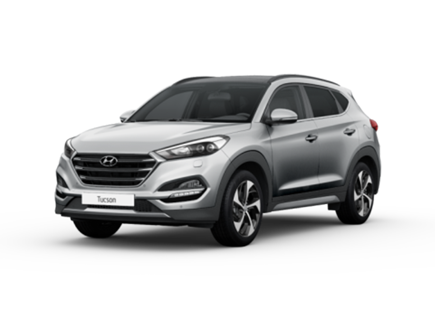hyundai tucson 1 7 crdi dct xplus platinum silver km0 a. Black Bedroom Furniture Sets. Home Design Ideas