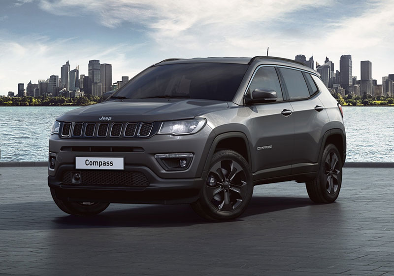 jeep compass 1 4 multiair 2wd night eagle granite crystal