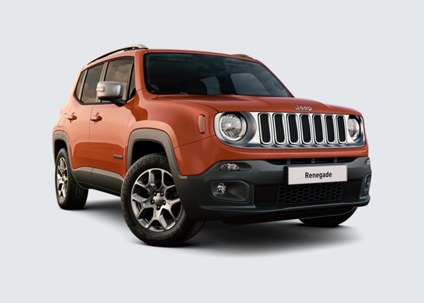 Prova Jeep Renegade scheda tecnica opinioni e dimensioni 1 ...
