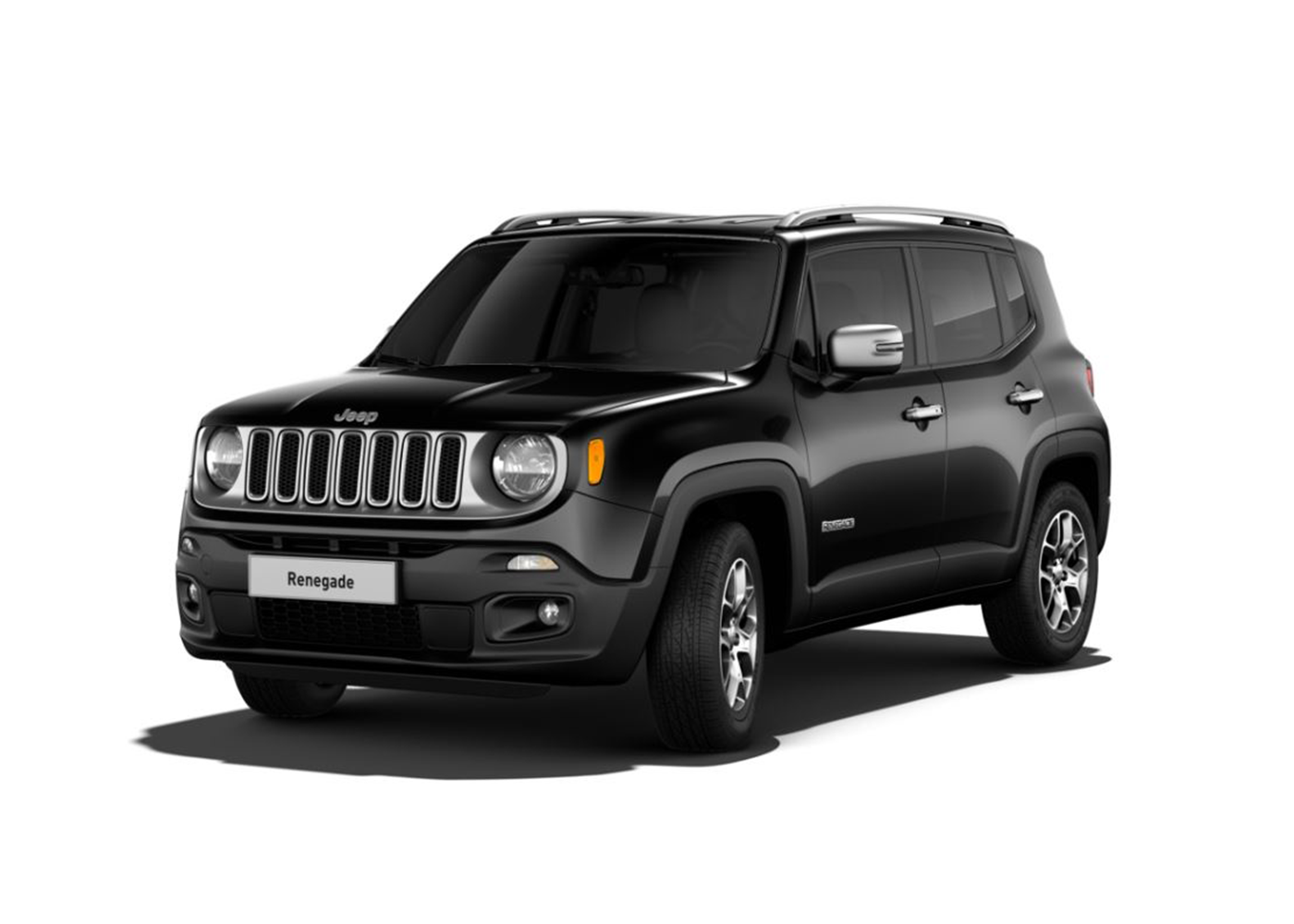 JEEP Renegade 1.6 Mjt 120 CV Limited - Auto Usate ...