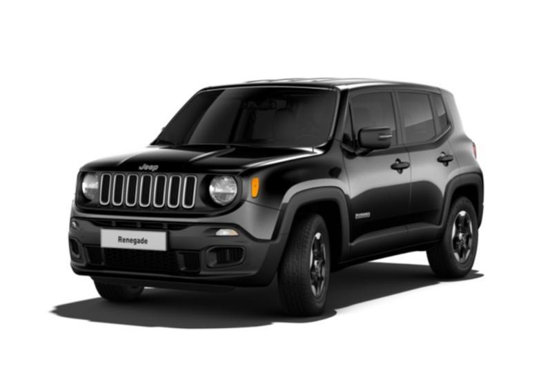 Jeep Renegade 2 0 Mjt 4wd Active Drive Sport Carbon Black Km0 A Soli