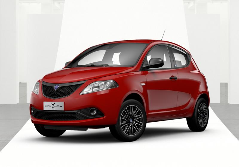 lancia ypsilon 1 2 69 cv 5 porte gpl ecochic elefantino blu rosso argilla km0 a soli 11550 su. Black Bedroom Furniture Sets. Home Design Ideas