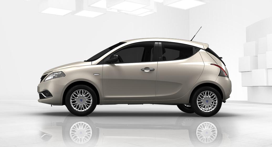 Lancia ypsilon avorio chic nuova a soli 10404 su miacar - Porte colore avorio ...