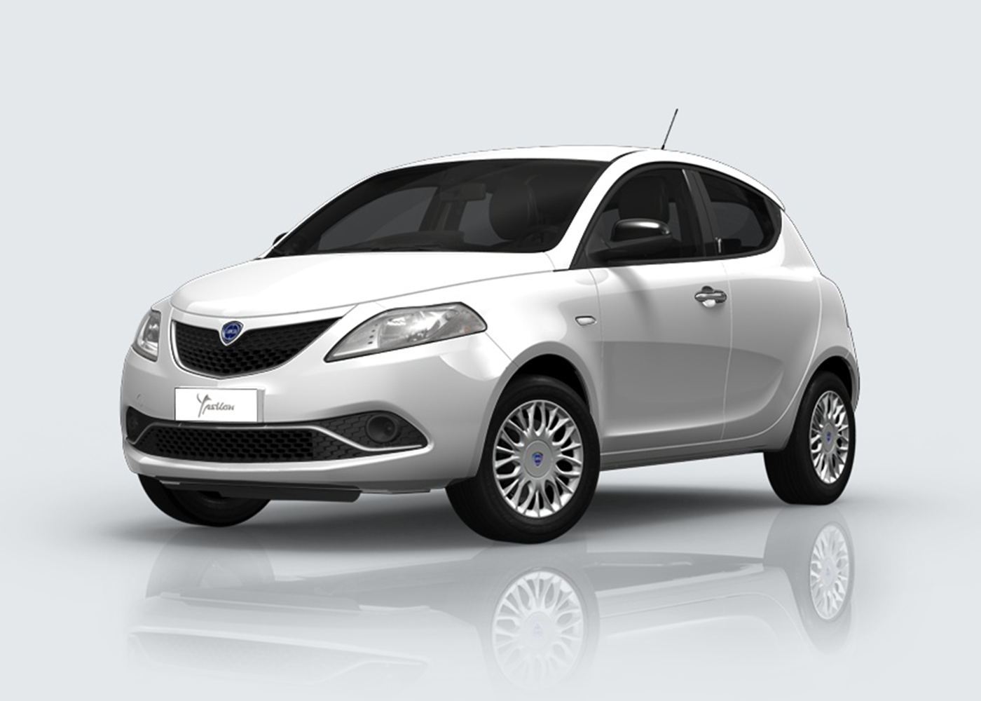 lancia ypsilon 1 2 69 cv 5 porte gpl ecochic gold bianco neve km0 a soli 13390 su miacar 7q36t. Black Bedroom Furniture Sets. Home Design Ideas