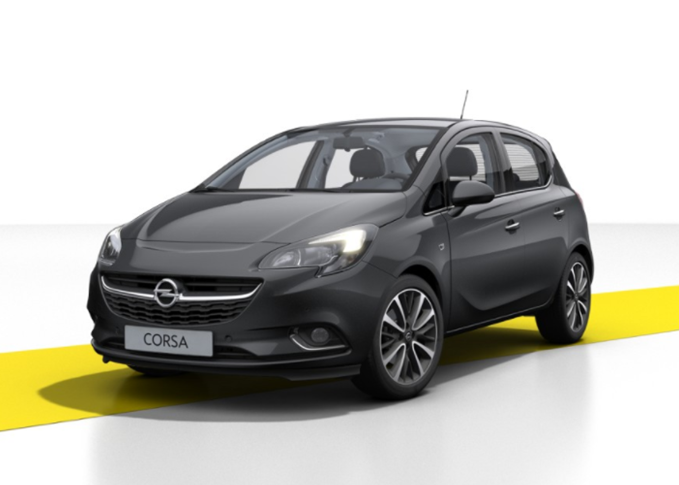 opel corsa 1 3 cdti ecoflex 95cv start stop 5 porte innovation son of a gun grey nuova a soli. Black Bedroom Furniture Sets. Home Design Ideas