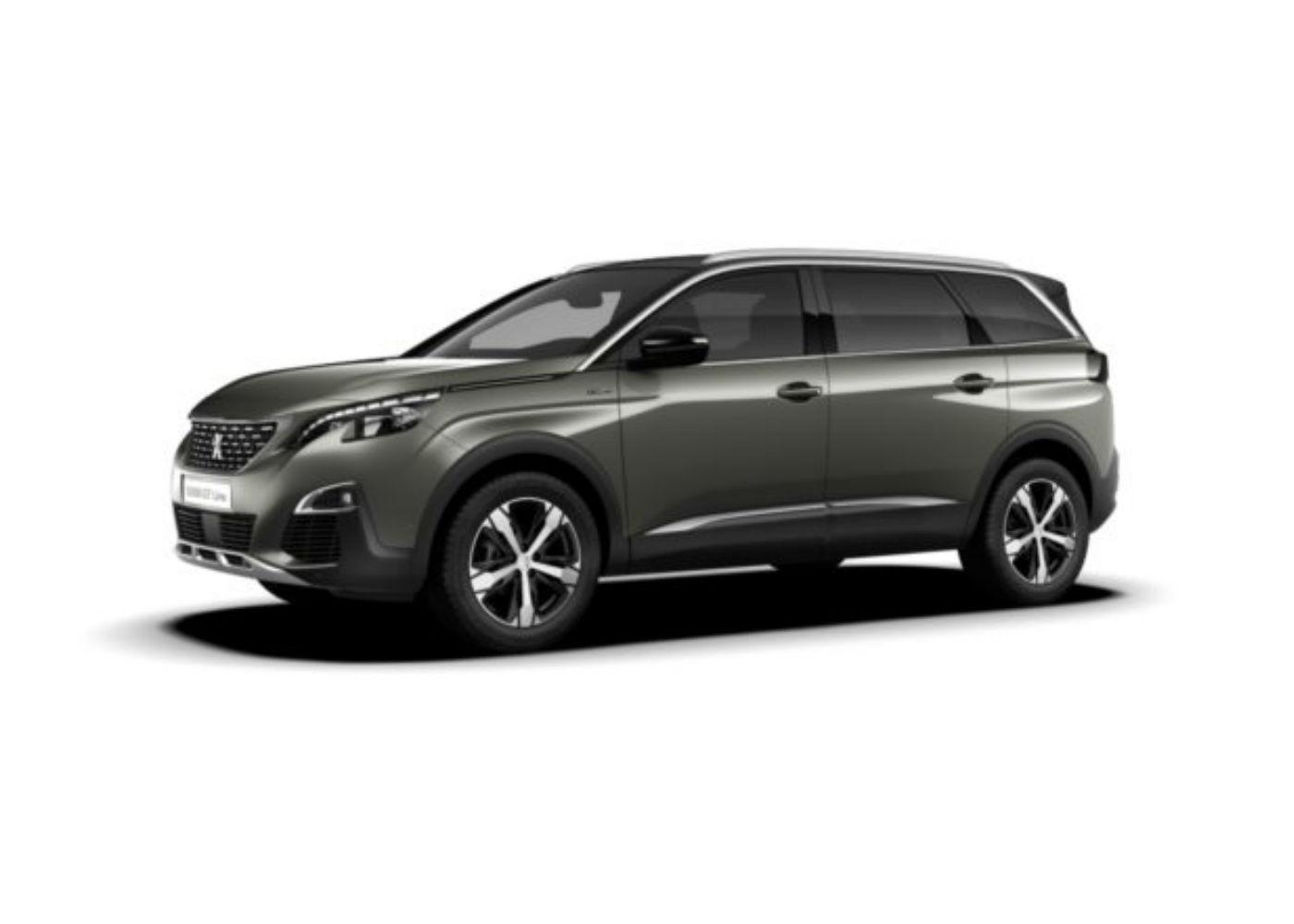 F 150 2018 Black >> Peugeot 5008 BlueHDi 150 S&S GT Line Grigio Amazonite nuova a soli 37244€ su MiaCar (AY74I)