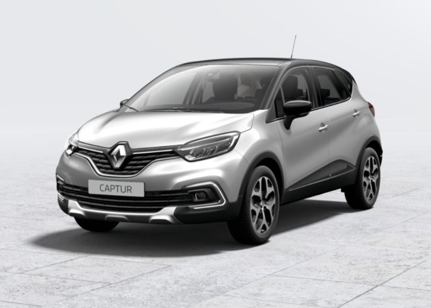 renault captur dci 8v 90 cv start stop energy intens grigio platino km0 a soli 19250 su miacar. Black Bedroom Furniture Sets. Home Design Ideas