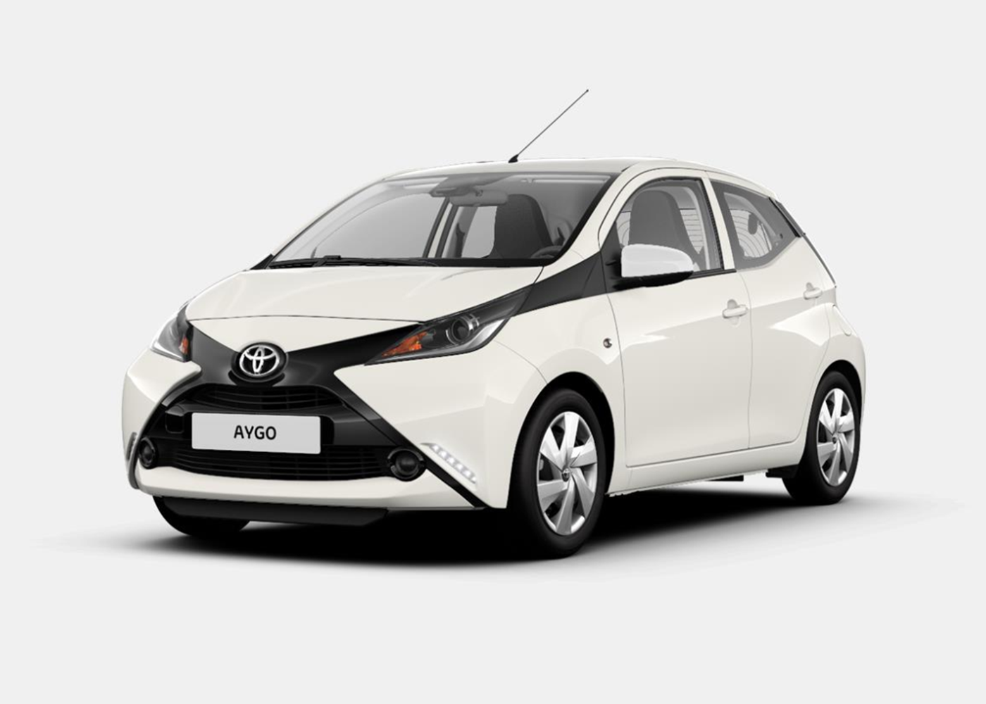 toyota aygo cool white nuova a soli 10185 su miacar uvwy8. Black Bedroom Furniture Sets. Home Design Ideas