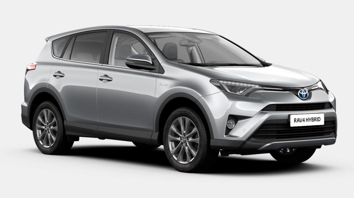 toyota rav4 deep silver met nuova a soli 30900 su miacar 5claw. Black Bedroom Furniture Sets. Home Design Ideas