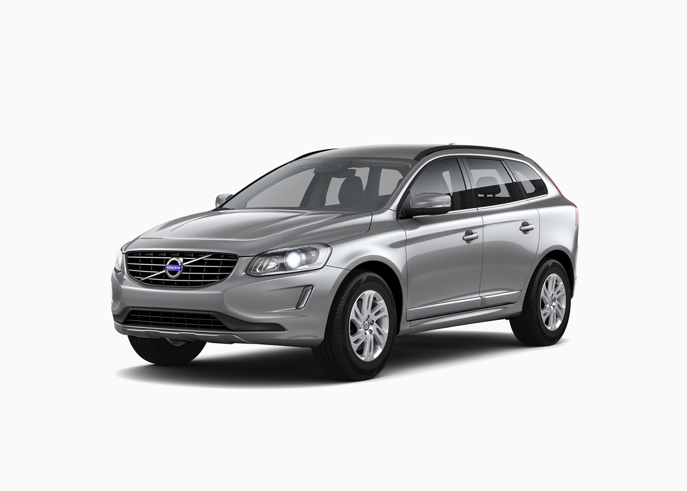 volvo xc60 business plus d3 aut silver bright km0 a soli 32150 su miacar 9xv6l. Black Bedroom Furniture Sets. Home Design Ideas